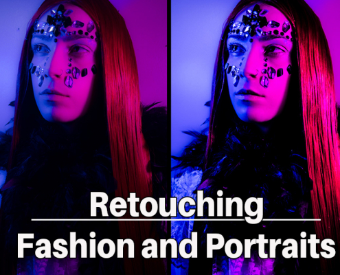 Retouching Fashion and Portraits Featured Image