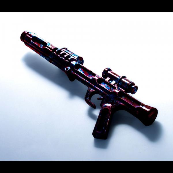 Storm troopers gun NFT preview