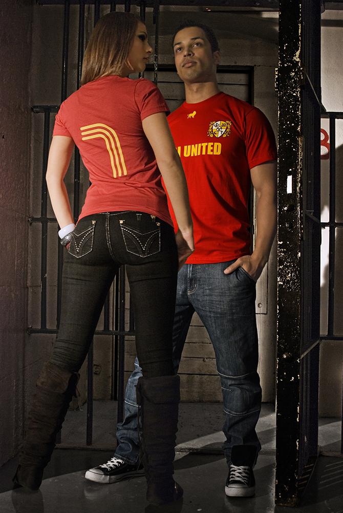 Desi Wear United ad