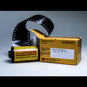 Kodak Panatomic-x NFT preview