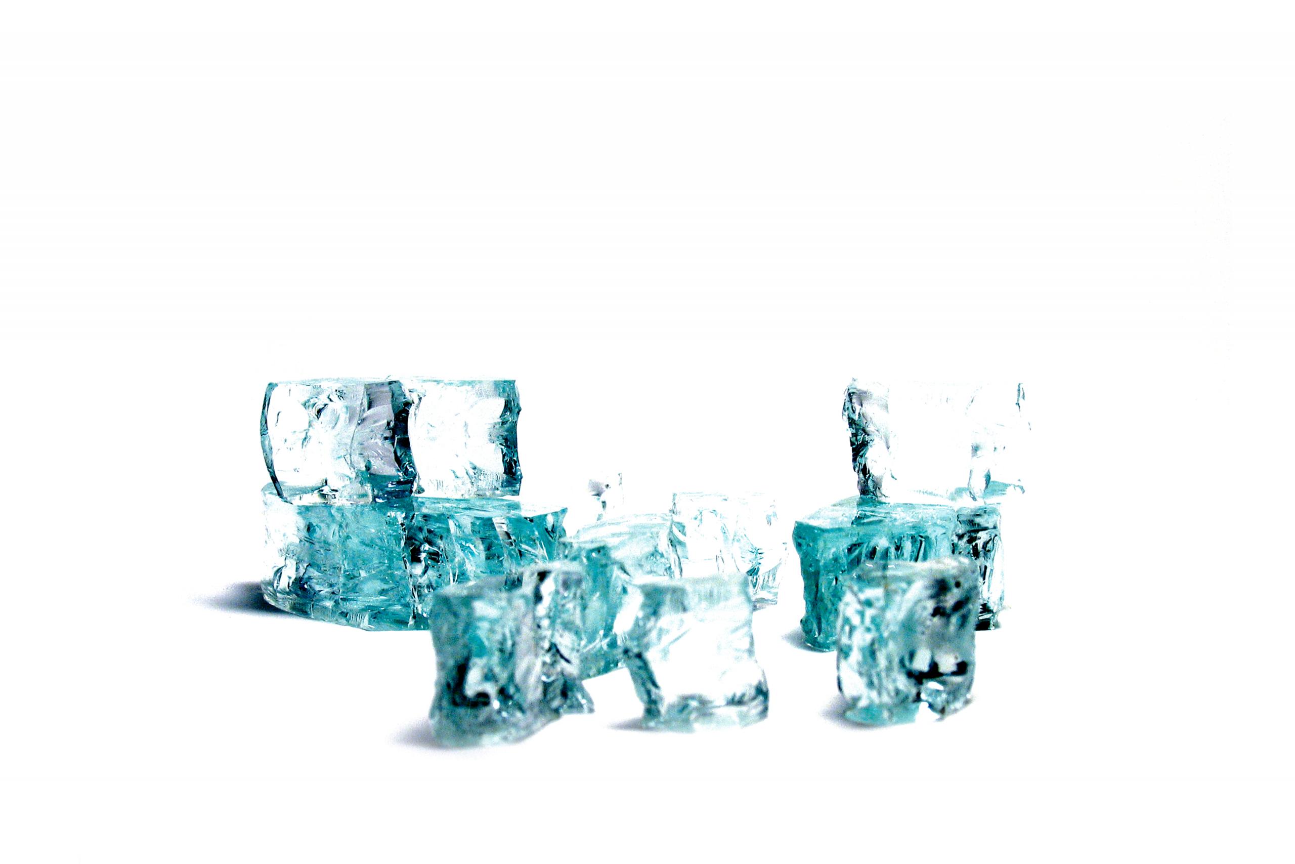 Glass Ice