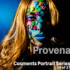 Cosments portrait series 19 of 21 MU Provenance